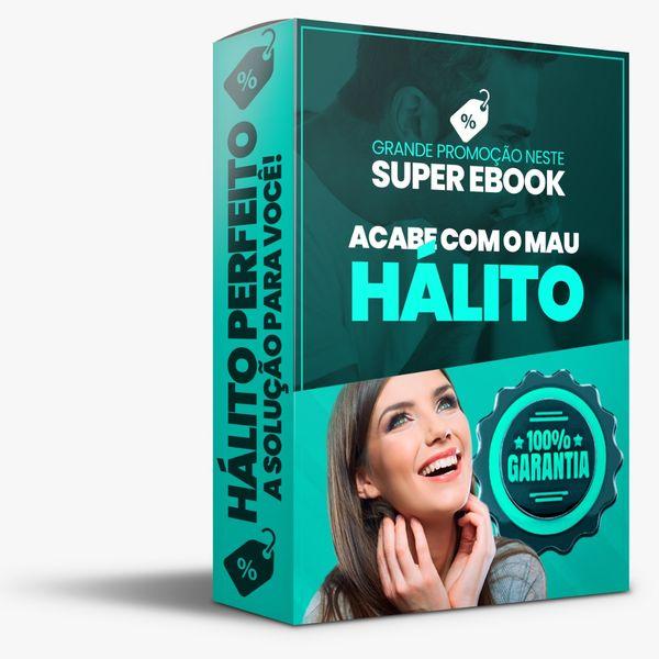Imagem principal do produto Kit Premium Destruidor de Mau Hálito
