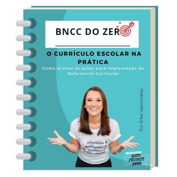 Imagem principal do produto Curso BNCC DO ZERO - Currículo Escolar na prática