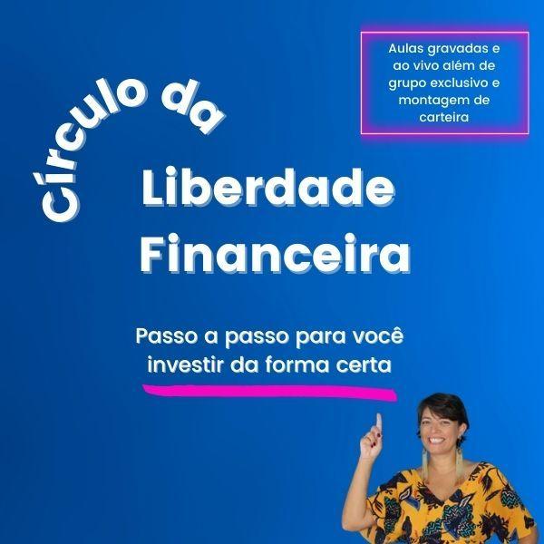 Imagem principal do produto Círculo da Liberdade Financeira