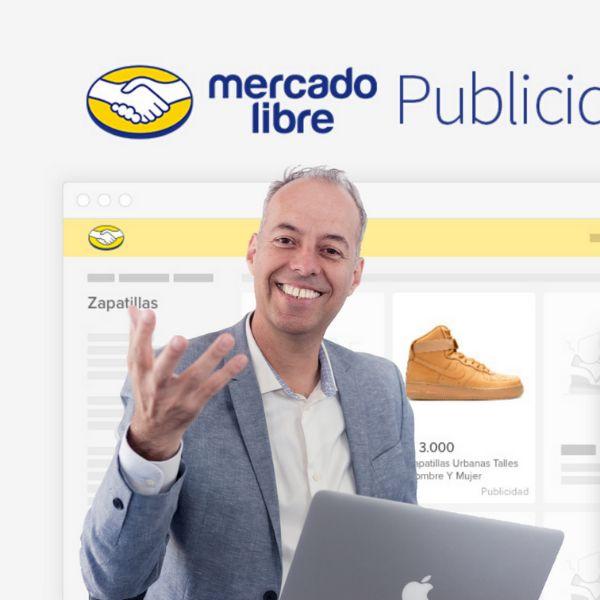 Imagem principal do produto Curso Mercadolibre + Consultoria con Experto