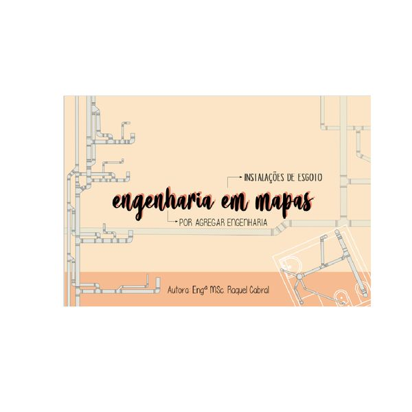 Imagem principal do produto ENGENHARIA EM MAPAS - INSTALAÇÕES DE ESGOTO