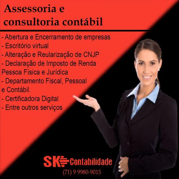 Imagem principal do produto Assessoria e Consultoria Contábil