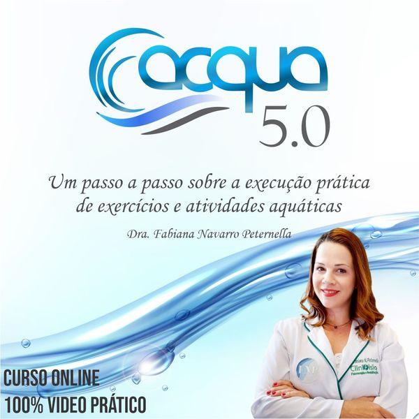 Imagem principal do produto Curso Acqua 5.0