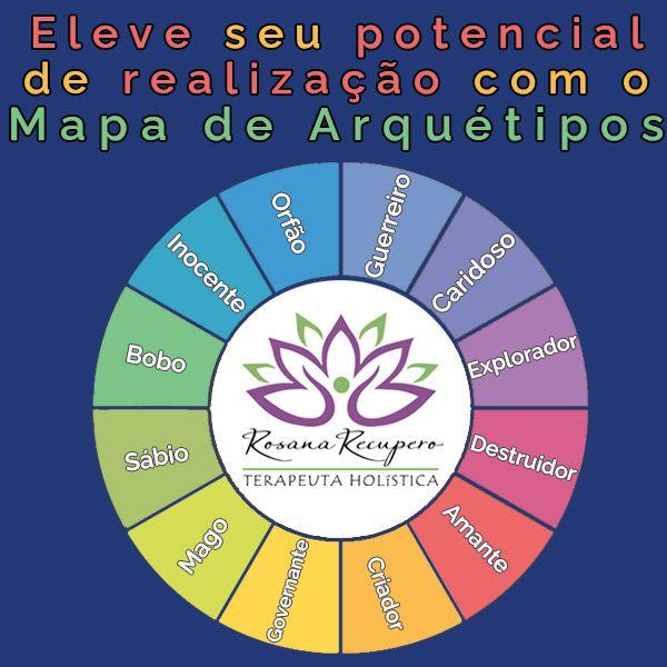 Imagem principal do produto Eleve seu potencial de realização com os Arquétipos.