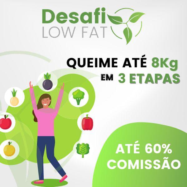 Imagem principal do produto Desafio Low Fat 1.0