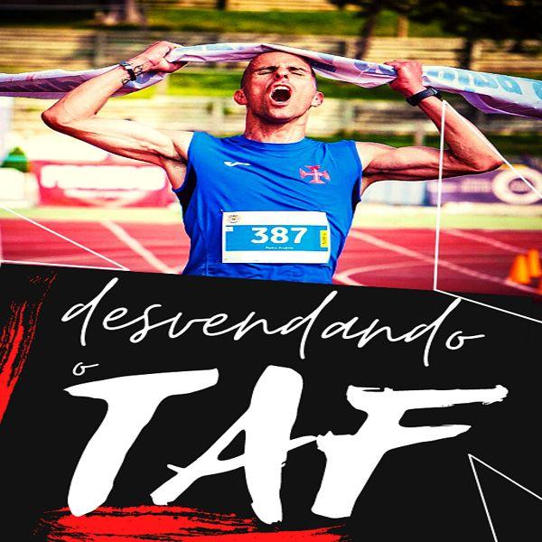 Imagem principal do produto DESVENDANDO O TAF