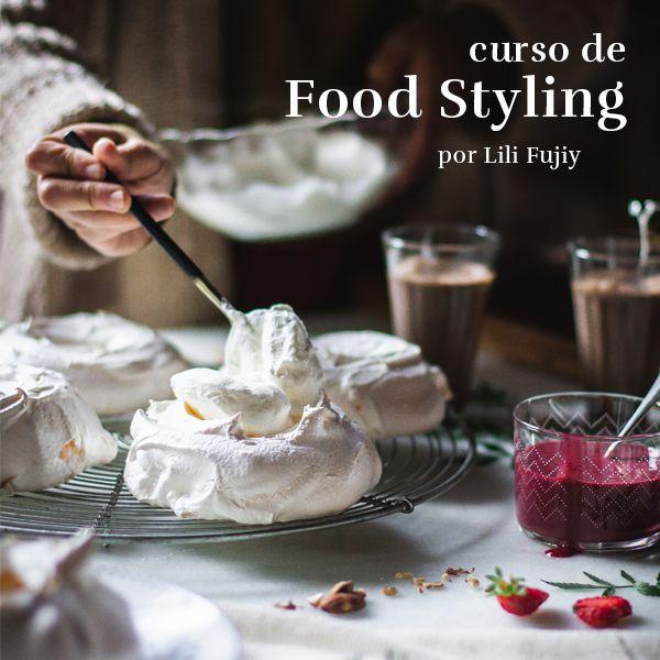 Imagem principal do produto Curso Online de Food Styling por Lili Fujiy
