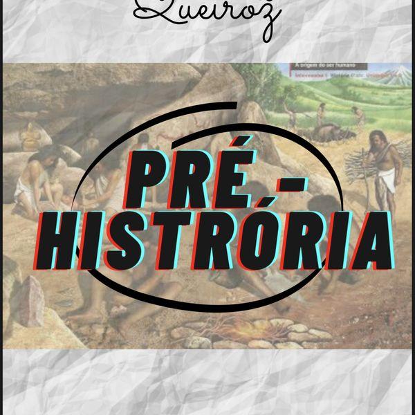Imagem principal do produto E-book Revisa Pré - História