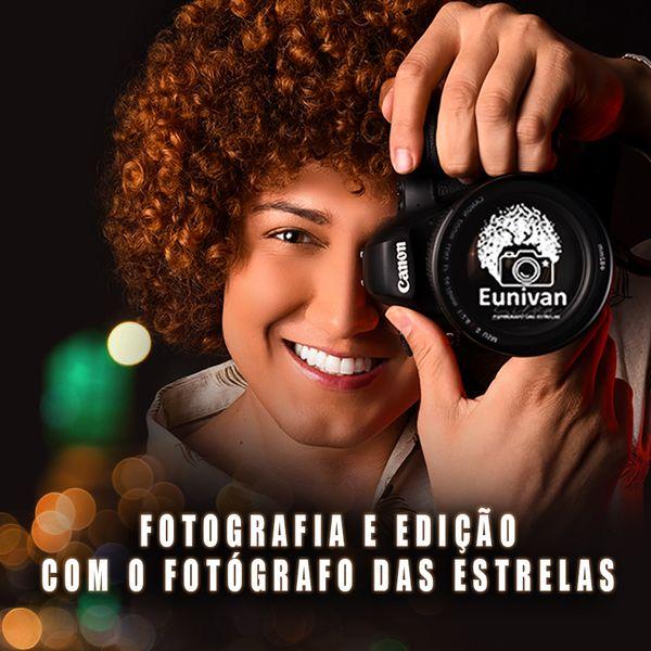 Imagem principal do produto Fotografia e Edição com o Fotógrafo das Estrelas