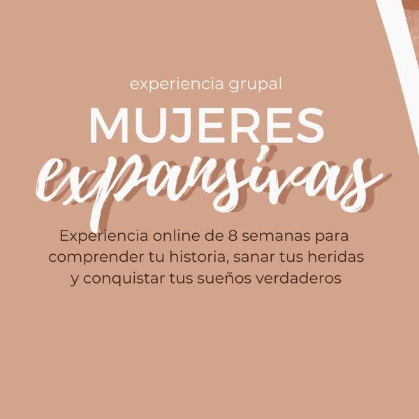 Imagem principal do produto EXPERIENCIA MUJERES EXPANSIVAS