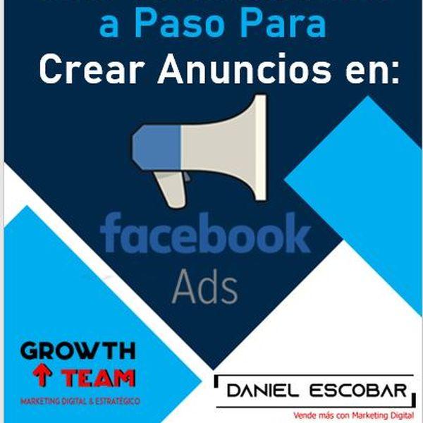 Imagem principal do produto Guía Práctica para Crear Anuncios en Facebook Ads paso a paso