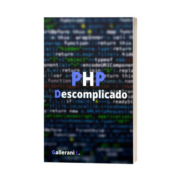 Imagem principal do produto Aprenda PHP