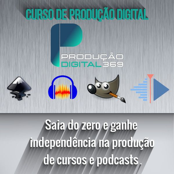Imagem principal do produto Curso de Produção Digital