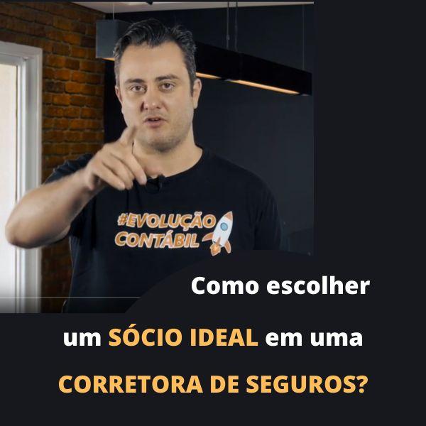 Imagem principal do produto Como escolher um sócio ideal em uma Corretora de Seguros?