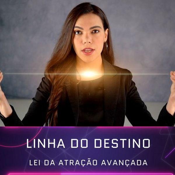 Imagem principal do produto CURSO LINHA DO DESTINO - LEI DA ATRAÇÃO AVANÇADA