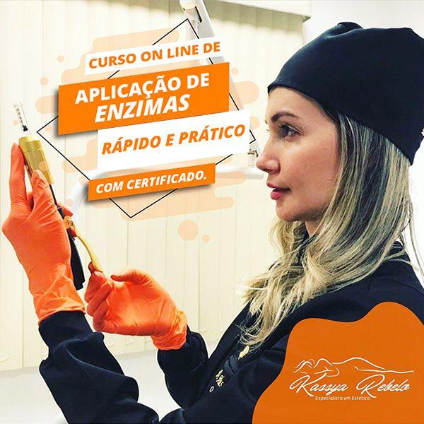 Imagem principal do produto Curso de Aplicação de ENZIMAS - Rápido e Prático