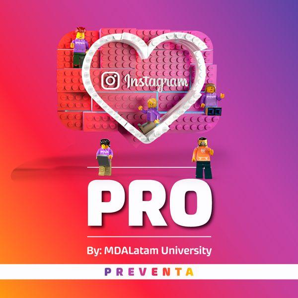 Imagem principal do produto Instagram PRO 2020   By: MDALatam