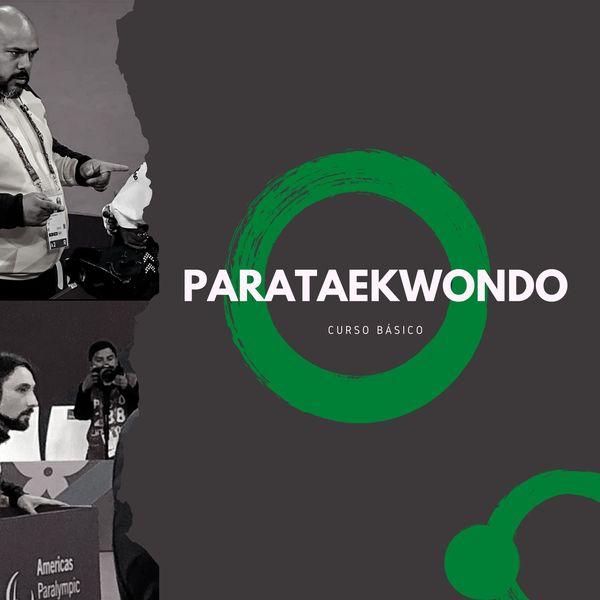 Imagem principal do produto Curso Básico de Parataekwondo