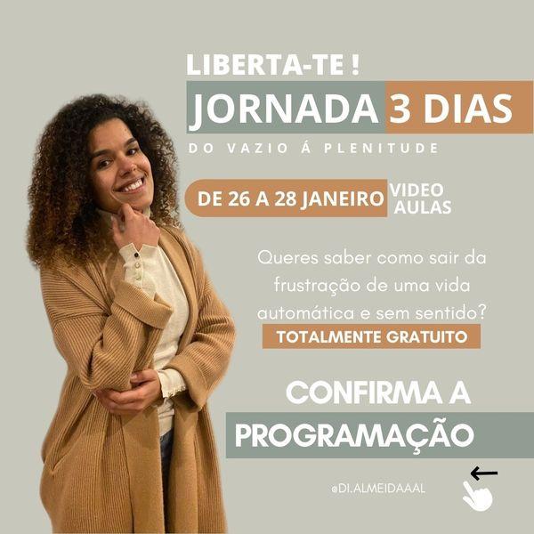 Imagem principal do produto LIBERTA-TE - Jornada do Vazio á Plenitude