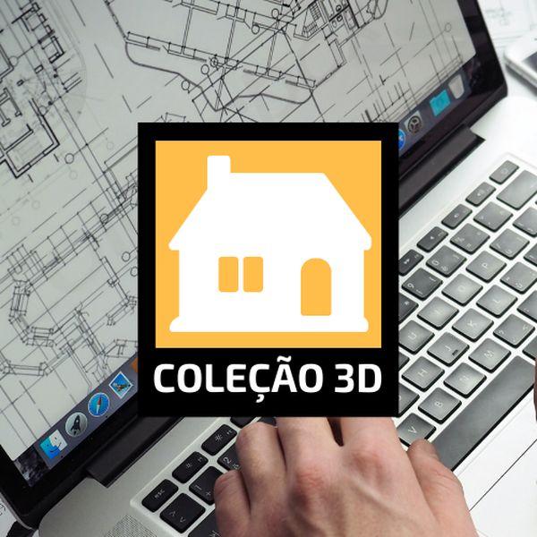 Imagem principal do produto Coleção 3D