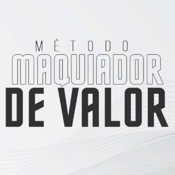 Imagem principal do produto Método Maquiador de Valor - com Karol Resende