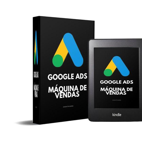 Imagem principal do produto Google Ads - Máquina de Vendas