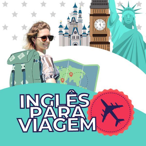 Imagem principal do produto Inglês para Viagem!