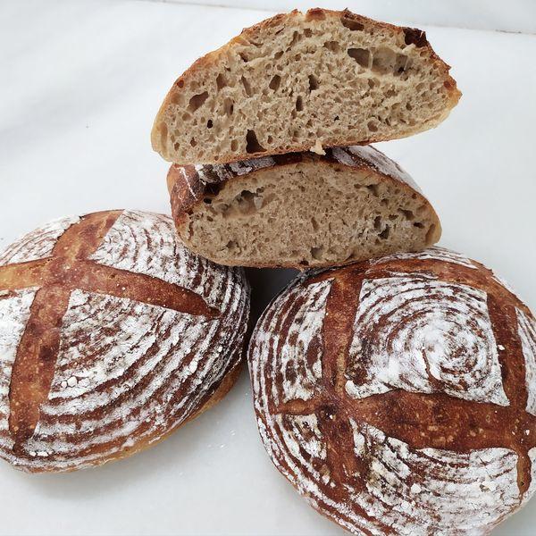 Imagem principal do produto Curso de Pan con Masa Madre