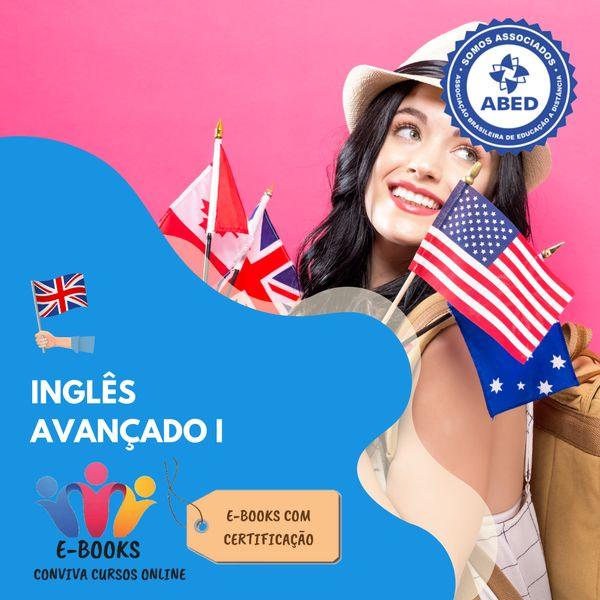 Imagem principal do produto INGLÊS AVANÇADO I