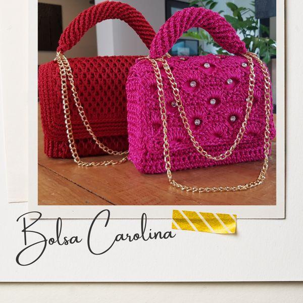 Imagem principal do produto Bolsa Carolina
