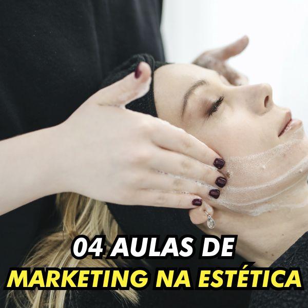Imagem principal do produto MINI-CURSO DE MARKETING NA ESTÉTICA.
