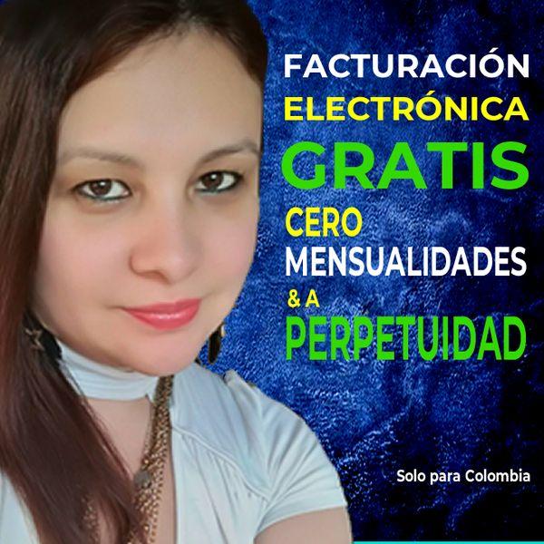 Imagem principal do produto ¡Facturación Electrónica Gratuita! Sin Mensualidades y para siempre!