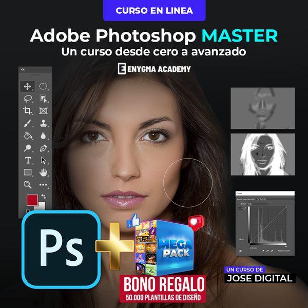 Imagem principal do produto Adobe Photoshop Master