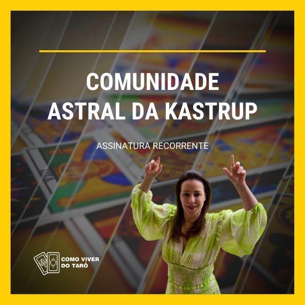Imagem principal do produto Comunidade Astral da Kastrup