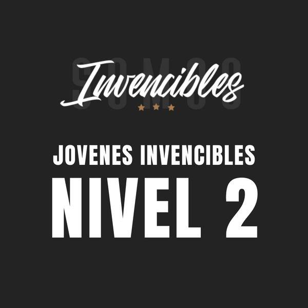 Imagem principal do produto JOVENES INVENCIBLES NIVEL 2