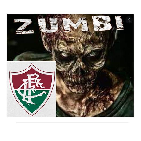 Imagem principal do produto Fluminense  Zumbi Fotos Para Estampar camisas - Pack 10 Fotos