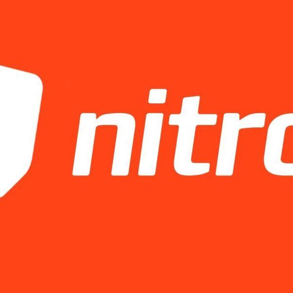 Imagem principal do produto Convertidor de pdf a word (Nitro)