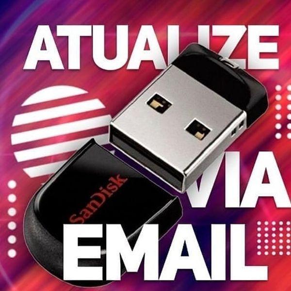 Imagem principal do produto Atualização Via E-mail