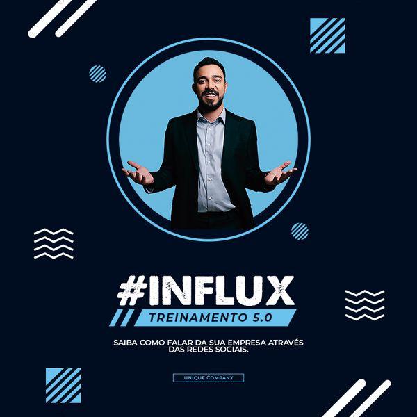 Imagem principal do produto INFLUX - Como Comunicar nas Redes Sociais