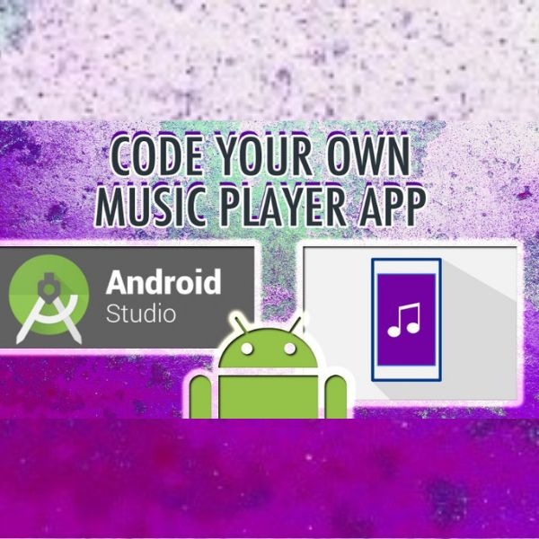 Imagem principal do produto Code Your Own Music Player App in Android Studio!