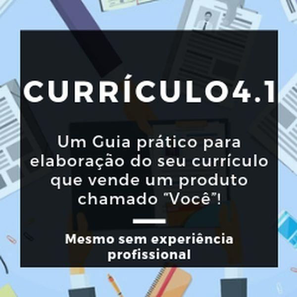 Imagem principal do produto Currículo 4.1