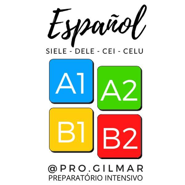 Imagem principal do produto Espanhol Preparatório Para Exames Nivel B2