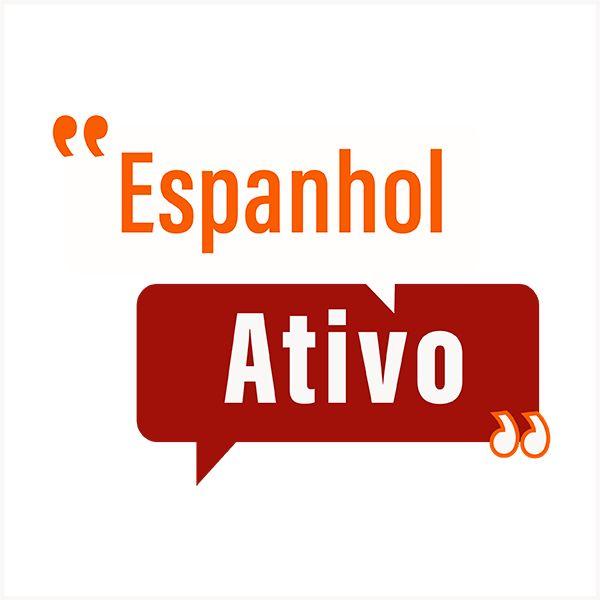 Imagem principal do produto ESPANHOL ATIVO