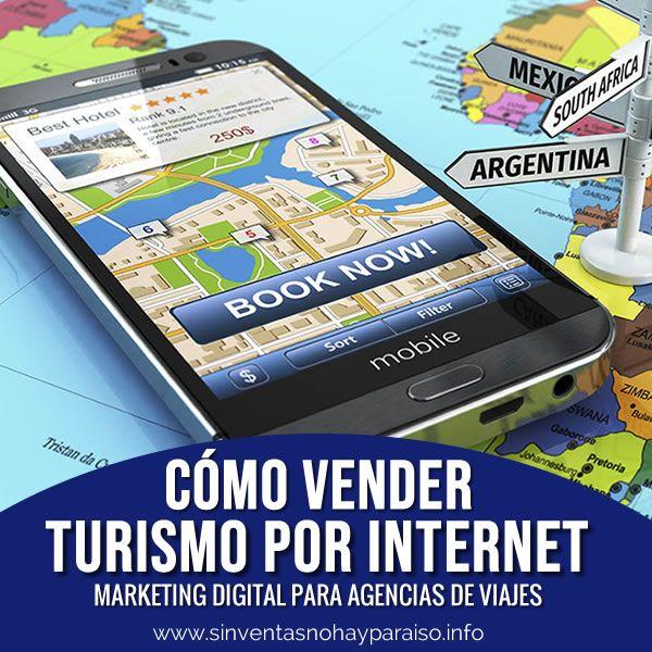 Imagem principal do produto Cómo Vender Turismo por Internet
