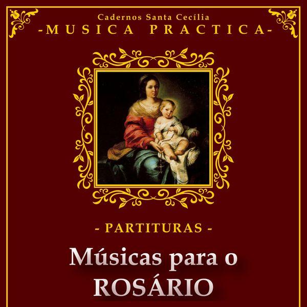 Imagem principal do produto Cadernos Santa Cecília - Músicas para o Rosário