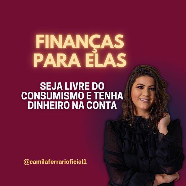 Imagem principal do produto Finanças para Elas - Organize suas finanças em 30 dias.