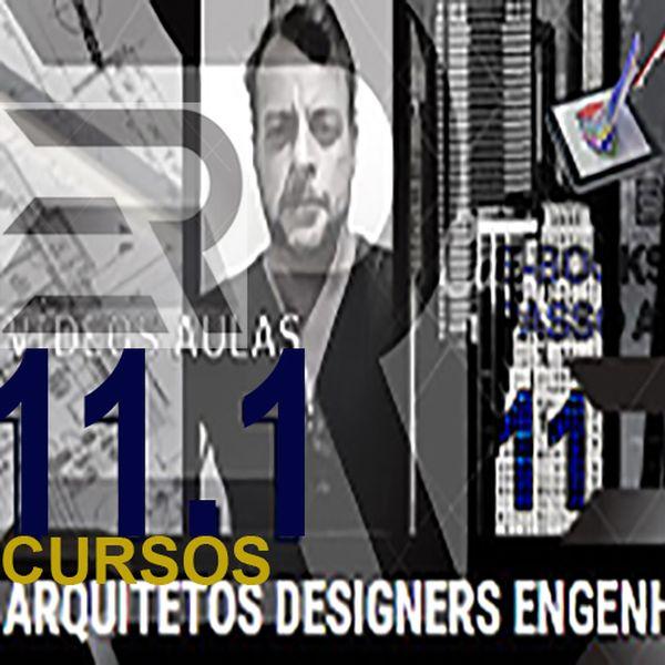 Imagem principal do produto  11.1  ARQUITETURA ENGENHARIA  DESIGNER AUTOMAÇÃO APLICATIVOS