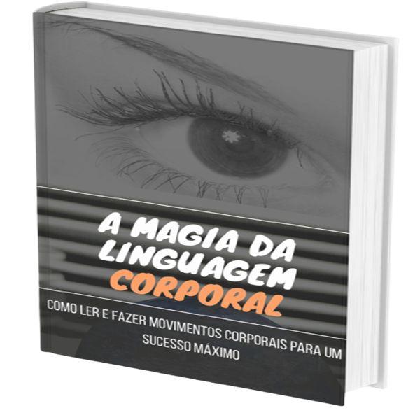 Imagem principal do produto A Magia da Linguagem Corporal