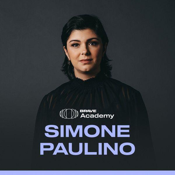 Imagem principal do produto BRAVE Academy • Simone Paulino (Turma 04/12 - 1º Semana)