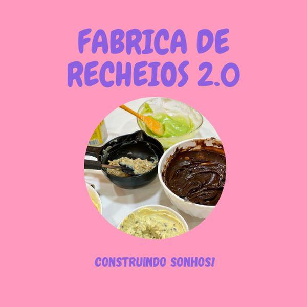 Imagem principal do produto FABRICA DE RECHEIOS 2.0
